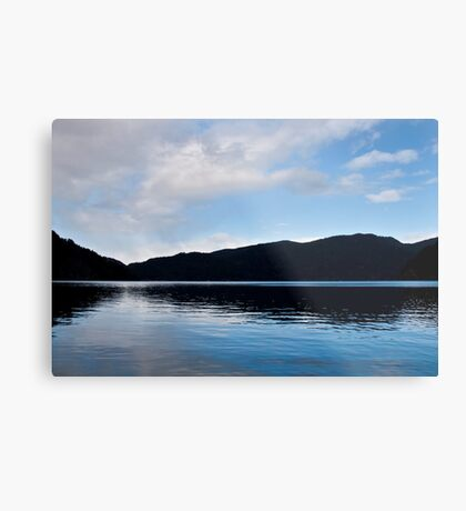 Lake Crescent , Washington State Metal Print