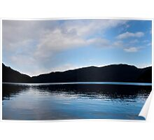 Lake Crescent , Washington State Poster