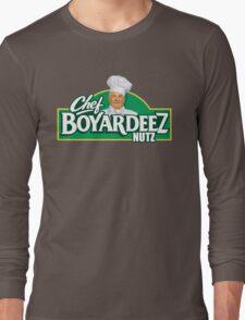 Chef Boyardeez Nuts Long Sleeve T-Shirt