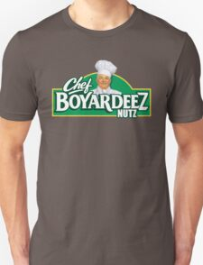 Chef Boyardeez Nuts T-Shirt