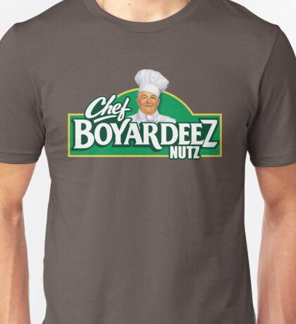 Chef Boyardeez Nuts Unisex T-Shirt