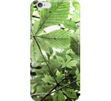 Written in green ... iPhone Case/Skin