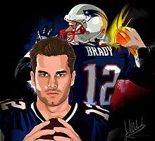 Tom Brady (The Legend) by Jmaldonado781