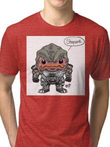 Grunt - Mass Effect Tri-blend T-Shirt