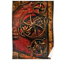 Steampunk - Clockwork Poster