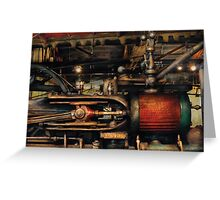 Steampunk - No 8431 Greeting Card