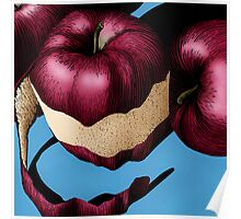 Passion - Red Apples Poster