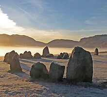 Sunrise over Castlerigg by Gareth Browning