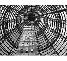 Coops Shot Tower, Melbourne CBD, Australia. Photographic Print