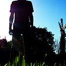 Edited Backyard by EMMET BYRNE