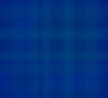 Deep Blue Plaid by FireFairy