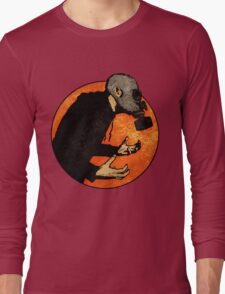 The Lonely Hunter Long Sleeve T-Shirt