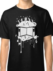 Fun with Music Design T-shirt Classic T-Shirt