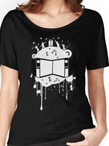 Fun with Music Design T-shirt Women's Relaxed Fit T-Shirt