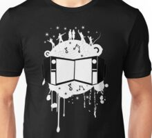 Fun with Music Design T-shirt Unisex T-Shirt