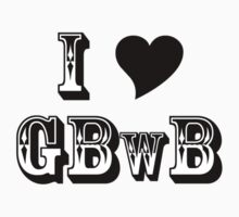 GBwB 'Love' Logo by gbwb