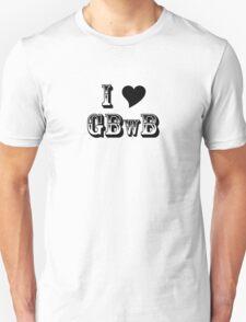 GBwB 'Love' Logo T-Shirt