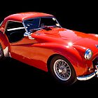Triumph TR2 by Paul Gilbert