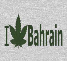 0194 I Love Bahrain by Ganjastan