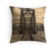 1899 Throw Pillow