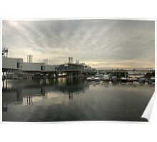 Ontario Place Harbour Poster