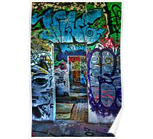 Tram Shed Doors 2 Poster