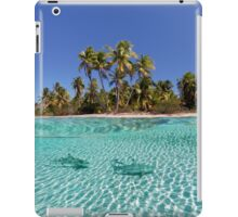 Shark Pool iPad Case/Skin