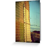 Outskirts Greeting Card