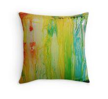 Colours 2 Throw Pillow