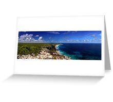 Kirkpatrick Point, Kangaroo Island. Greeting Card