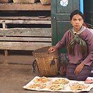 The Kalaw Market by Trishy