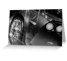 ZR1 Corvette Greeting Card