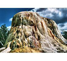 Mammoth Rock Photographic Print