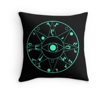 Mages Guild Throw Pillow