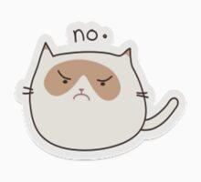 Grumpy Cat Sticker by rimek