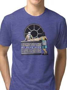 Come to the BAR side Tri-blend T-Shirt
