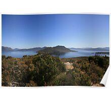 Lake Pedder - Tasmania Poster