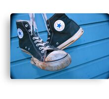 Converse All Star 1 Canvas Print