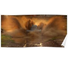 Love Mud Poster