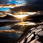Loch Laggan Sunset by Ben Malcolm