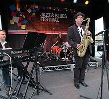 James Valentine Band @ Jazz & Blues Festival by muz2142