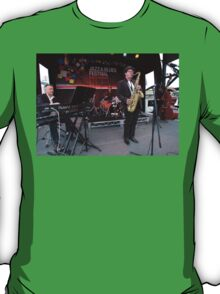 James Valentine Band @ Jazz & Blues Festival T-Shirt
