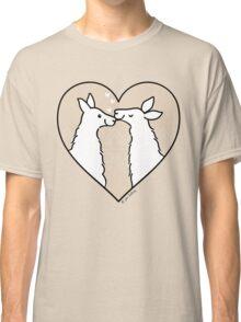 Llama Love  Classic T-Shirt