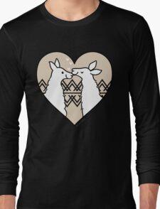 Llama Love  Long Sleeve T-Shirt