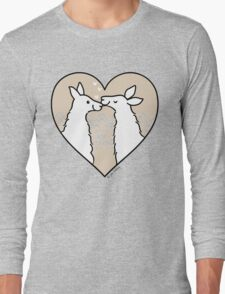 Llama Love  Long Sleeve T-Shirt