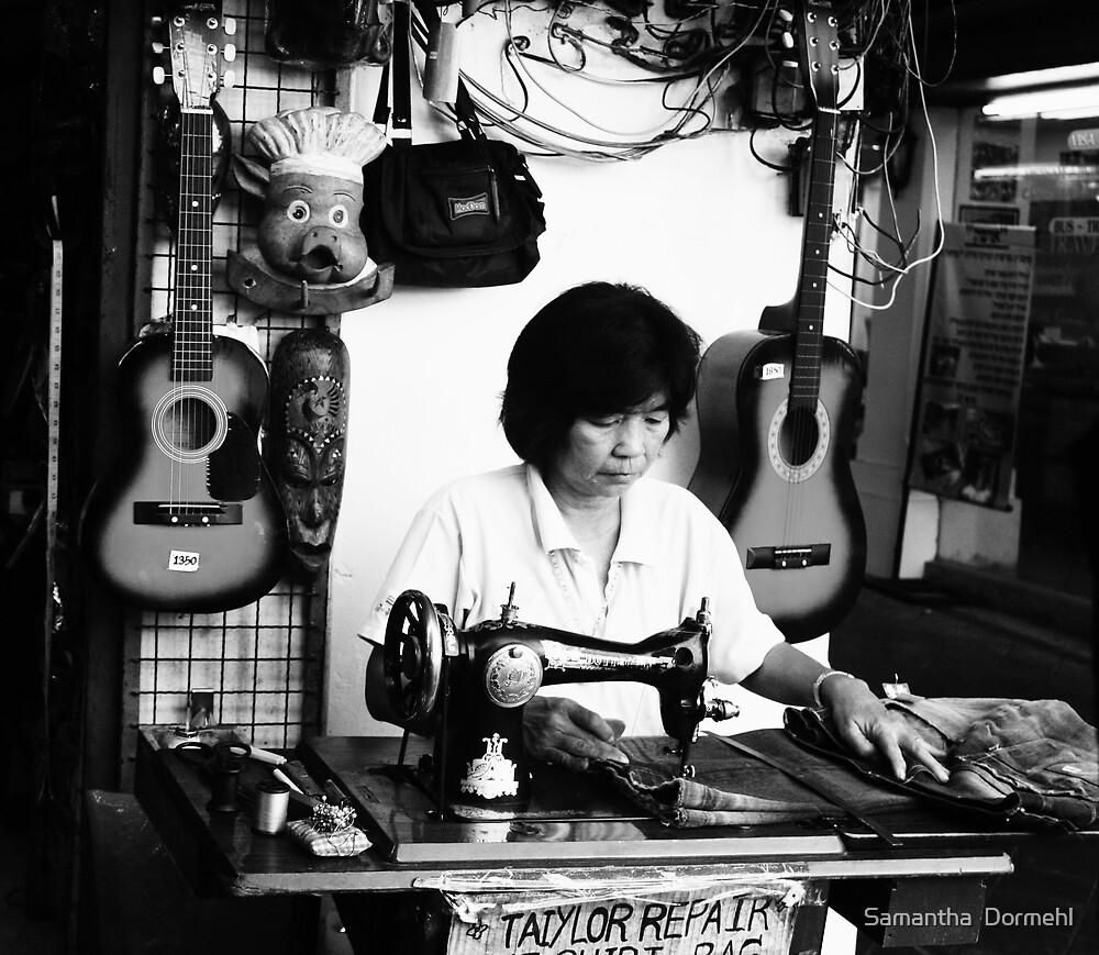 Thai Tailor by Samantha  Dormehl