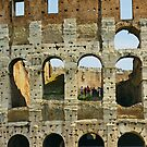 Coliseum, Roma by Harry Oldmeadow