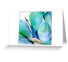 Agave #1 - Postcard Greeting Card