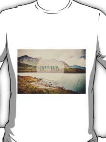 Lazy Days (Ireland) T-Shirt