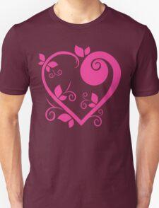 Stylish Heart Unisex T-Shirt